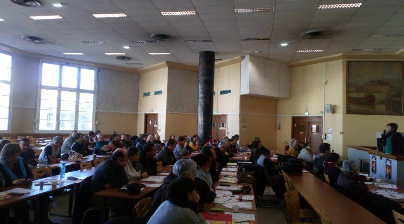 L'Assemblée Régionale des syndicats CGT des Organismes Sociaux a rassemblé 70 militants ce 12 février 2019