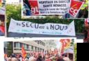 600 personnes rassemblées devant l'ARS le 04.04.2019