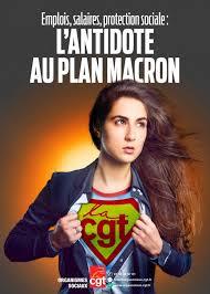 APRES LE 5 LA CGT DES ORGANISMES SOCIAUX RESTENT MOBILISES