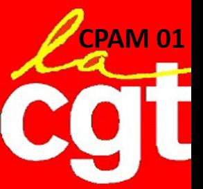 Note de la direction de la CPAM 01 pour freiner la COVID