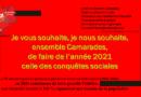 2021 ARRIVE…