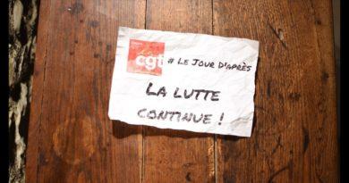 appel à la grève CAF 73 08/04/2021