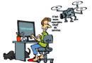 Protocole d'accord télétravail à la CAF 69